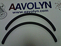 TY425 Angle Cut Piston Rings